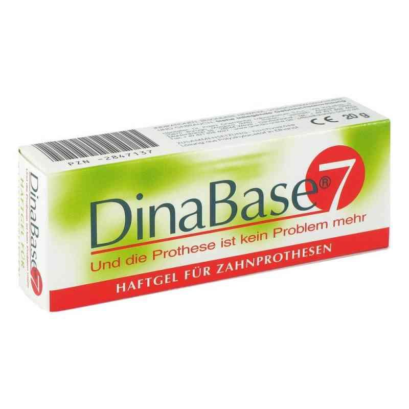 Dinabase 7 unterfütt.Haftmaterial für Zahnproth.  bei versandapo.de bestellen
