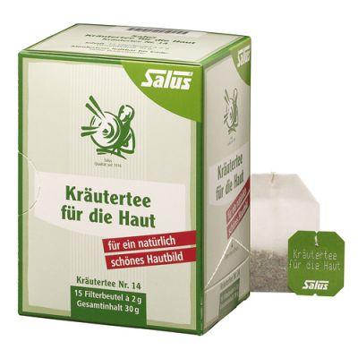 Kräutertee für die Haut Kräutertee Nummer 1 4 Salus  bei versandapo.de bestellen