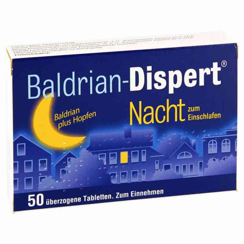 Baldrian-Dispert Nacht zum Einschlafen  bei versandapo.de bestellen