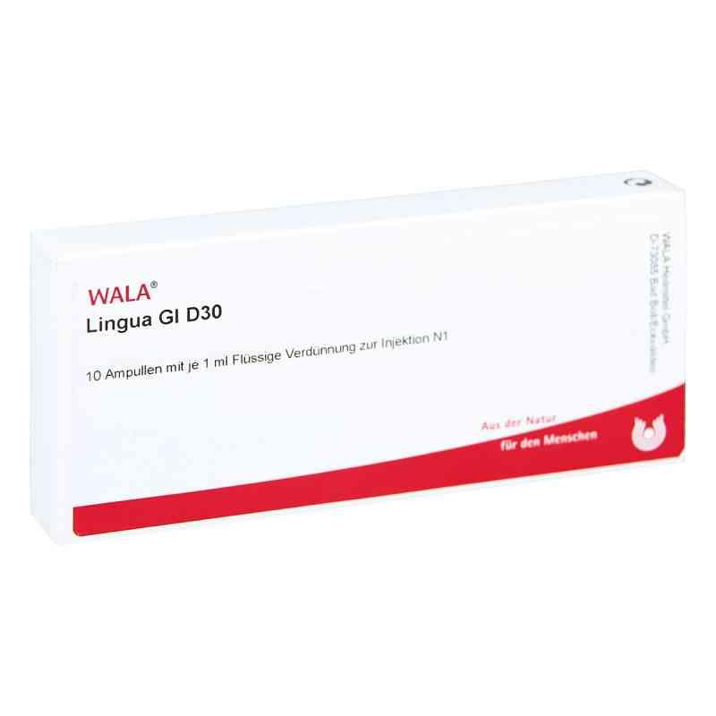 Lingua Gl D 30 Ampullen  bei versandapo.de bestellen