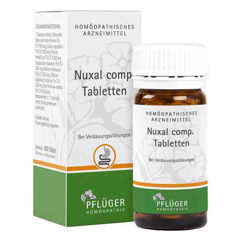 Nuxal compositus  Tabletten  bei versandapo.de bestellen