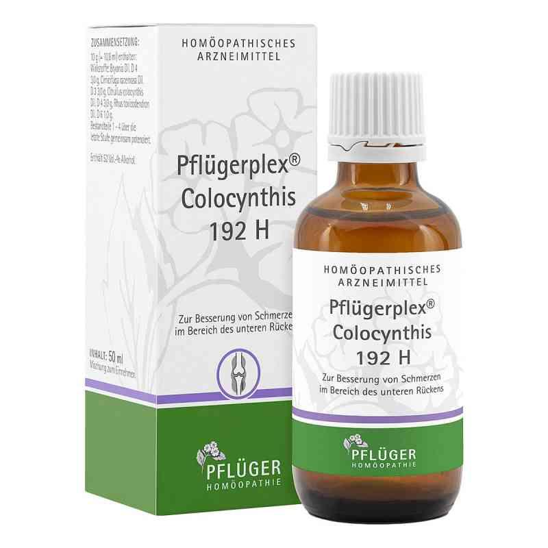 Pflügerplex Colocynthis 192 H Tropfen  bei versandapo.de bestellen
