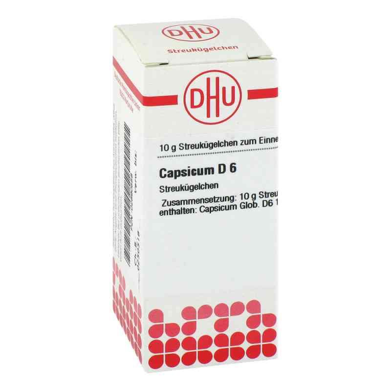 Capsicum D 6 Globuli  bei versandapo.de bestellen
