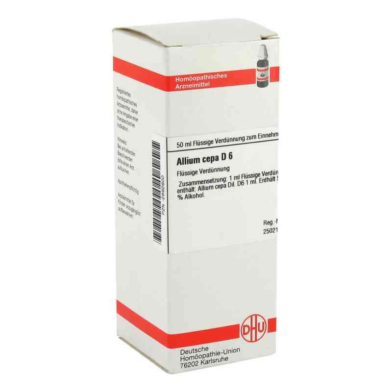 Allium Cepa D 6 Dilution  bei versandapo.de bestellen