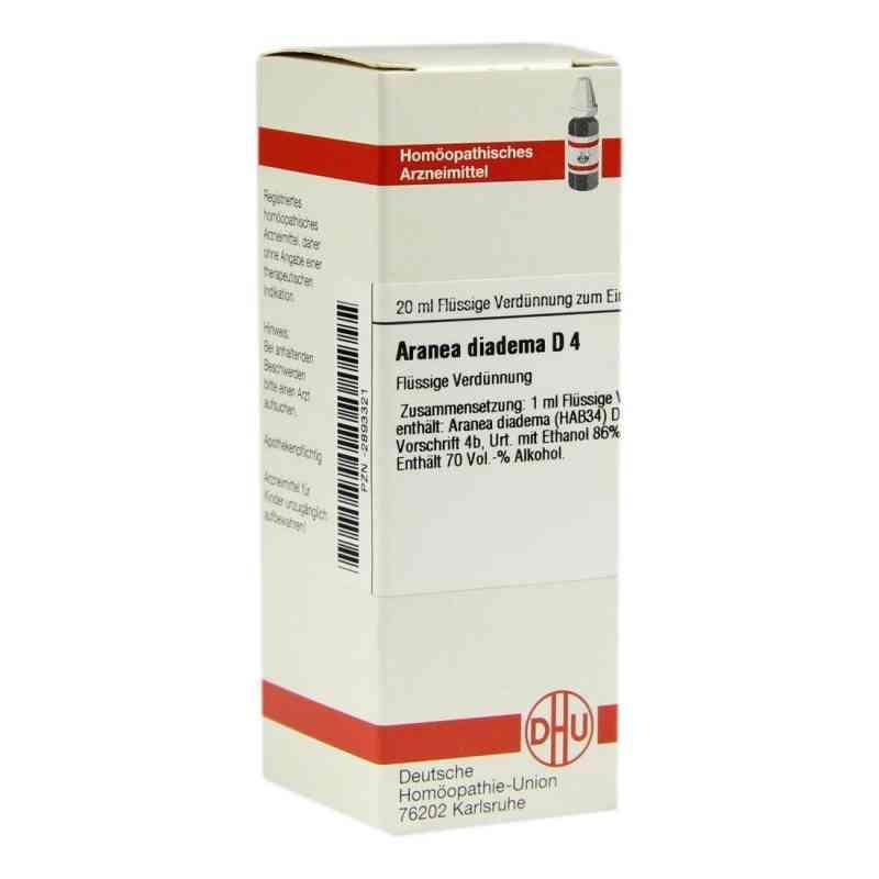 Aranea Diadema D 4 Dilution  bei versandapo.de bestellen