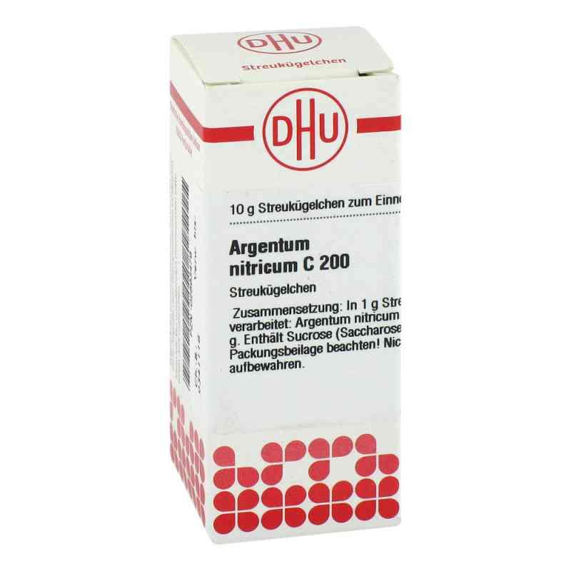 Argentum Nitricum C 200 Globuli  bei versandapo.de bestellen