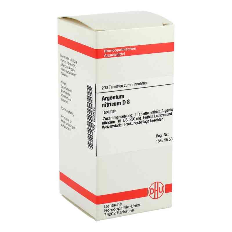Argentum Nitricum D 8 Tabletten  bei versandapo.de bestellen