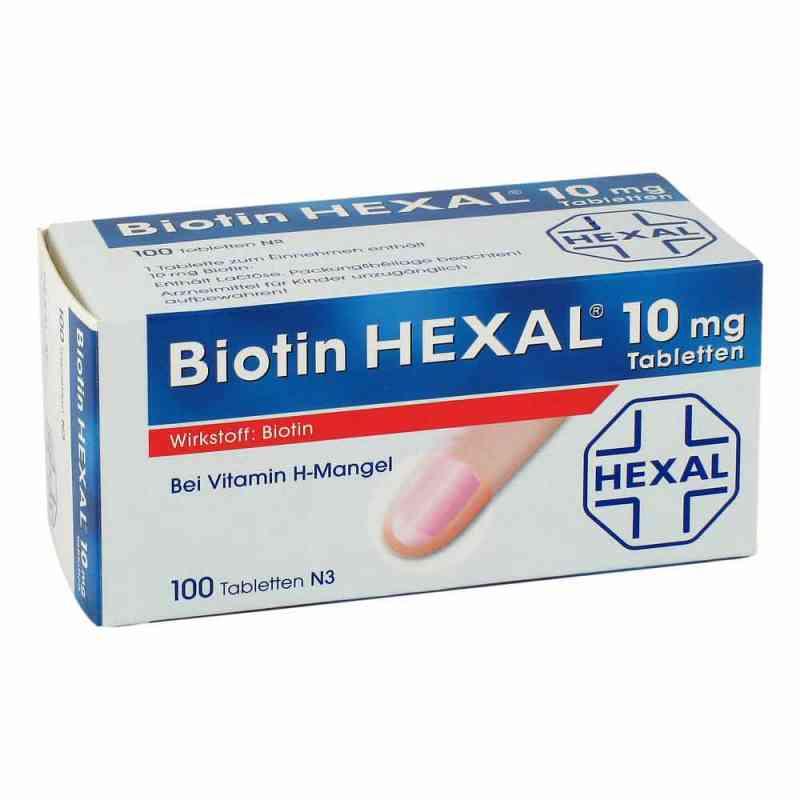 Biotin Hexal 10 mg Tabletten  bei versandapo.de bestellen