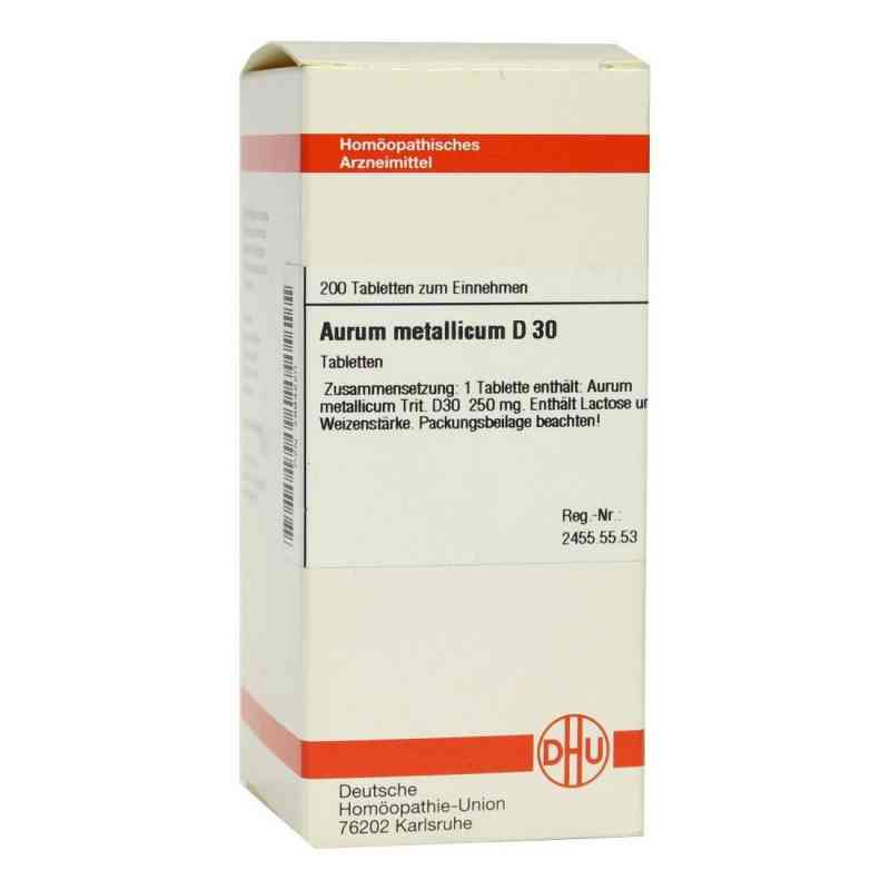Aurum Metallicum D 30 Tabletten  bei versandapo.de bestellen
