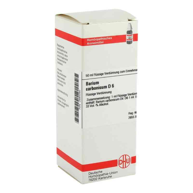Barium Carbonicum D 6 Dilution  bei versandapo.de bestellen