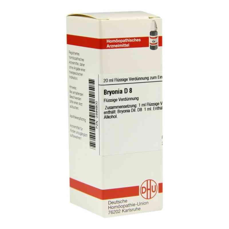 Bryonia D 8 Dilution  bei versandapo.de bestellen