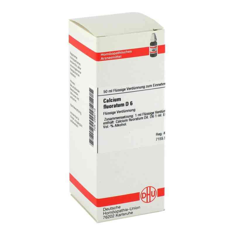 Calcium Fluoratum D 6 Dilution  bei versandapo.de bestellen