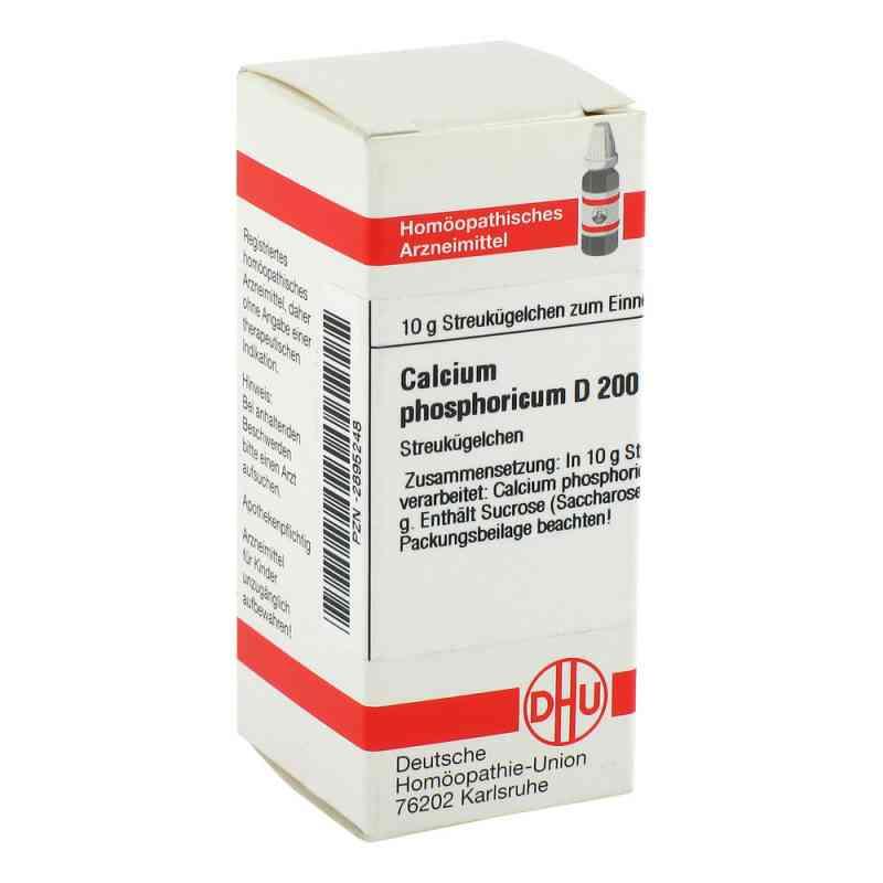 Calcium Phosphoricum D 200 Globuli  bei versandapo.de bestellen