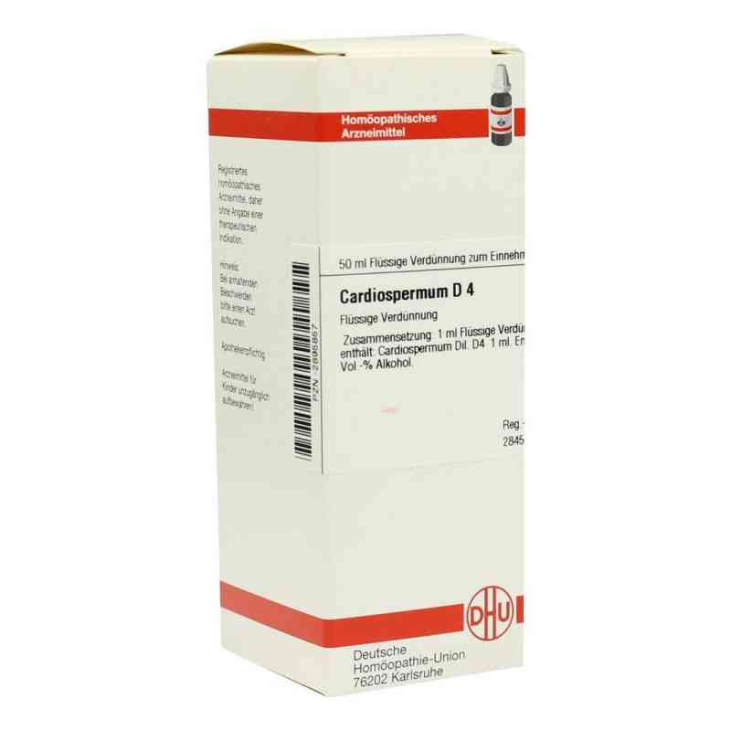 Cardiospermum D 4 Dilution  bei versandapo.de bestellen