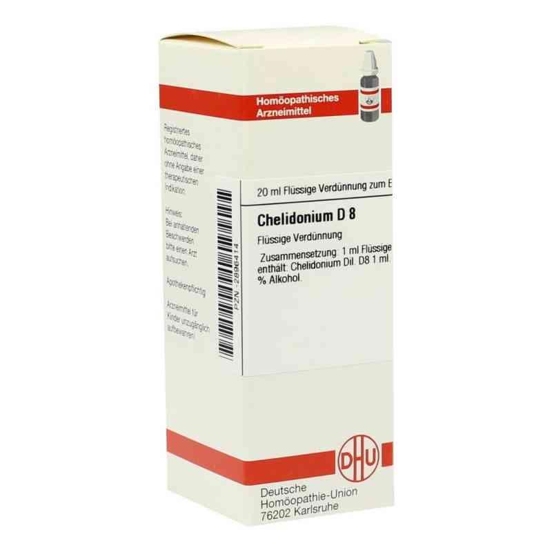 Chelidonium D 8 Dilution  bei versandapo.de bestellen