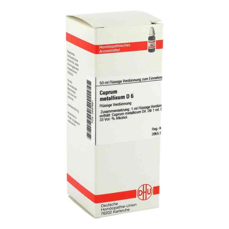 Cuprum Metallicum D 6 Dilution  bei versandapo.de bestellen