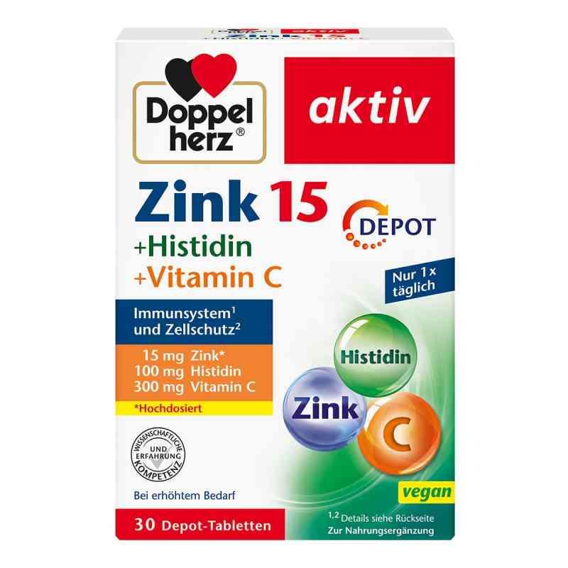 Doppelherz Zink + Histidin Depot Tabletten  bei versandapo.de bestellen