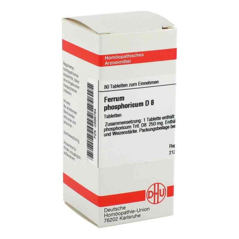 Ferrum Phosphoricum D 8 Tabletten  bei versandapo.de bestellen