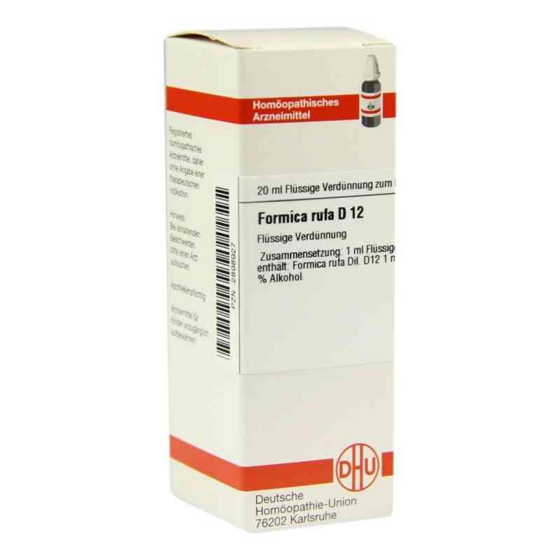 Formica Rufa D 12 Dilution  bei versandapo.de bestellen