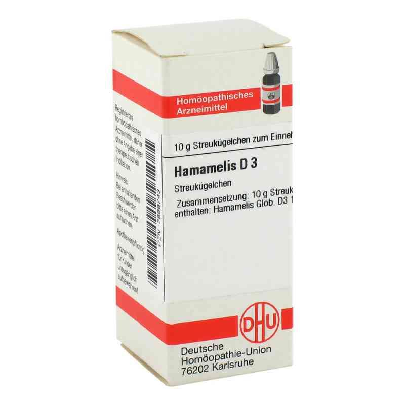 Hamamelis D 3 Globuli  bei versandapo.de bestellen