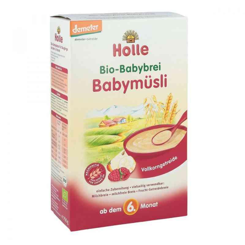 Holle Bio Babybrei Babymüsli  bei versandapo.de bestellen
