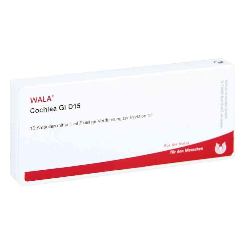 Cochlea Gl D 15 Ampullen  bei versandapo.de bestellen