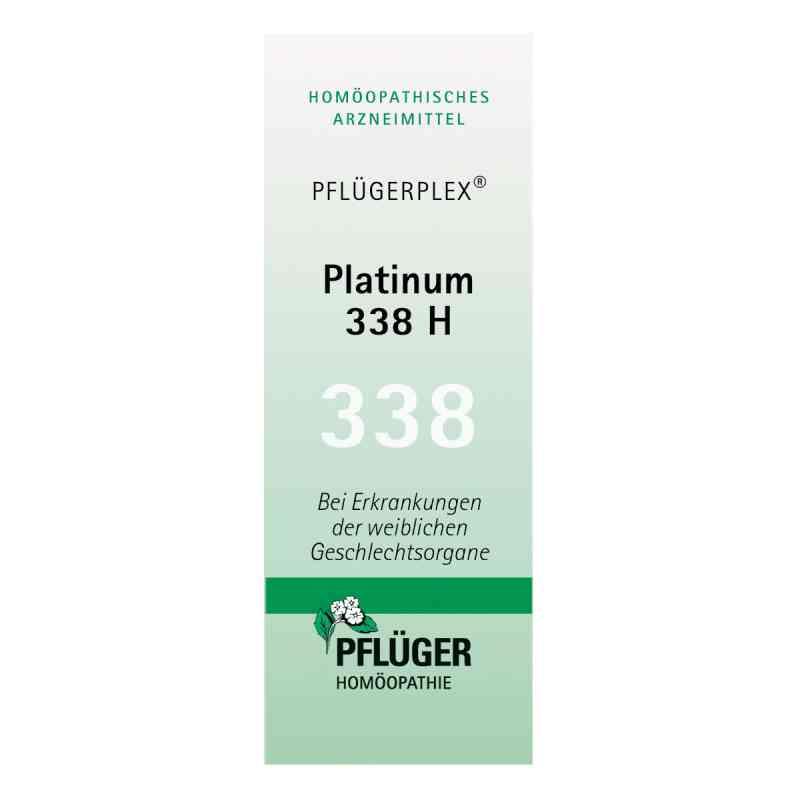 Pflügerplex Platinum 338 H Tabletten  bei versandapo.de bestellen