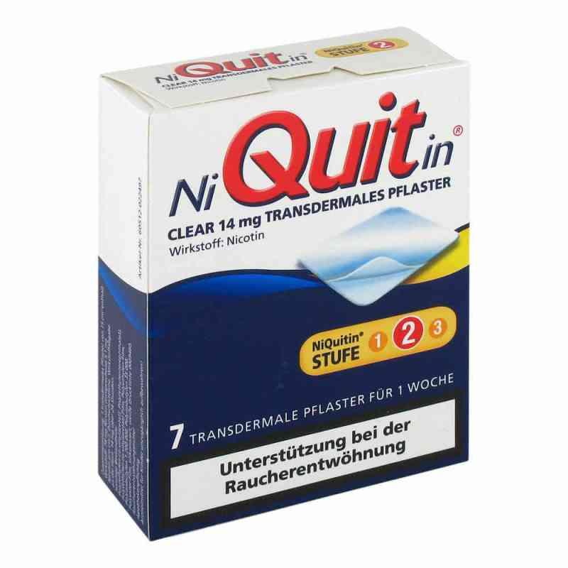 NiQuitin Clear 14mg/24 Stunden  bei versandapo.de bestellen