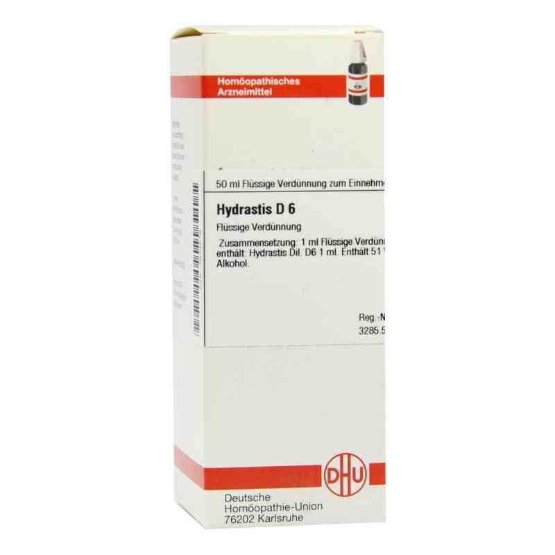 Hydrastis D 6 Dilution  bei versandapo.de bestellen