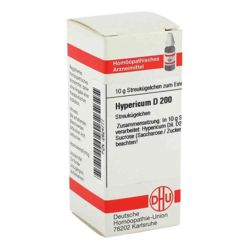 Hypericum D 200 Globuli  bei versandapo.de bestellen