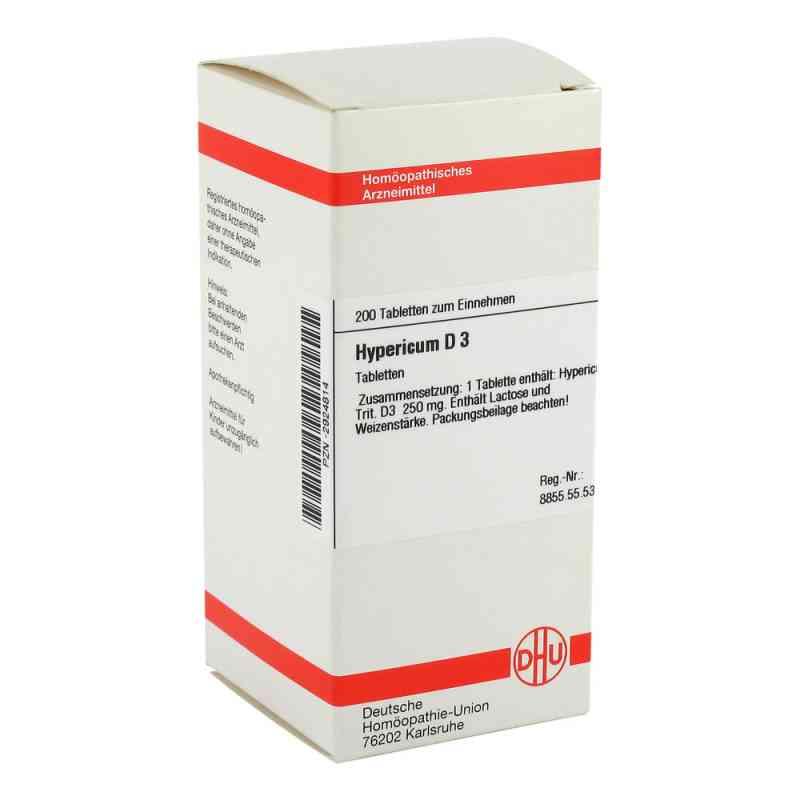 Hypericum D 3 Tabletten  bei versandapo.de bestellen
