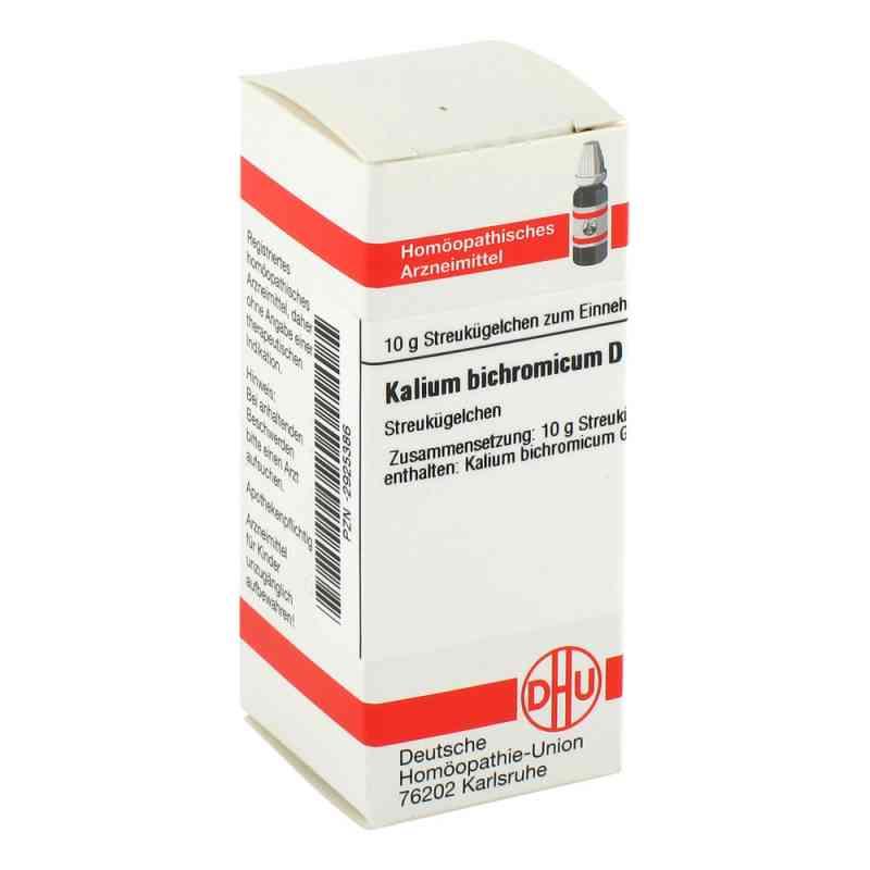 Kalium Bichromicum D 30 Globuli  bei versandapo.de bestellen