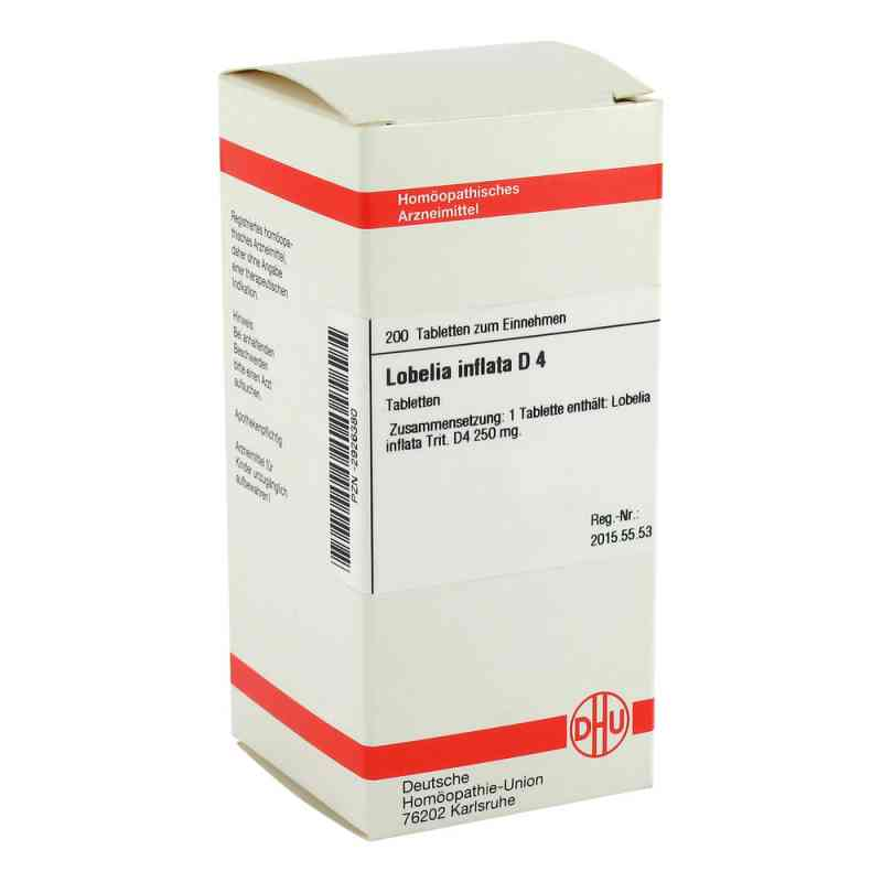Lobelia Inflata D 4 Tabletten  bei versandapo.de bestellen