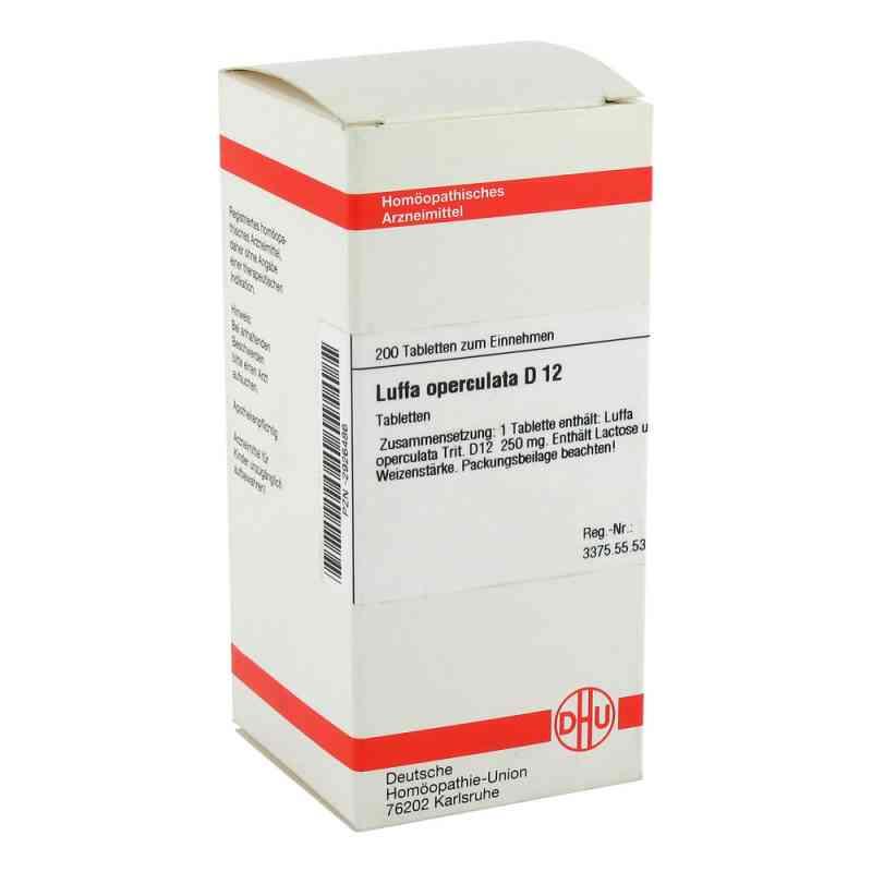 Luffa Operculata D 12 Tabletten  bei versandapo.de bestellen