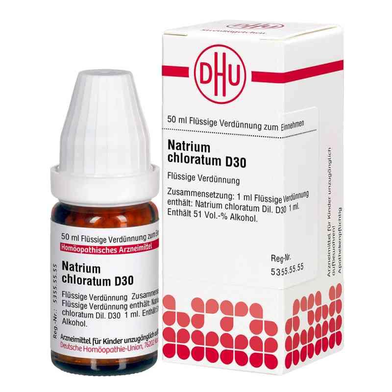 Natrium Chloratum D 30 Dilution  bei versandapo.de bestellen