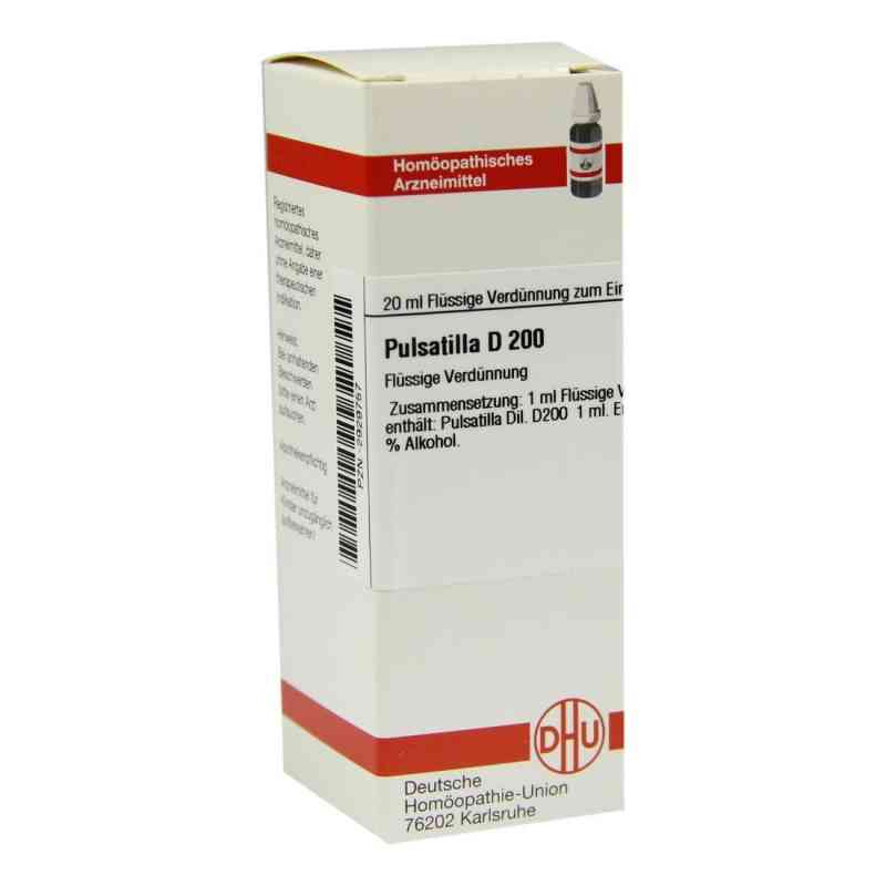 Pulsatilla D 200 Dilution  bei versandapo.de bestellen