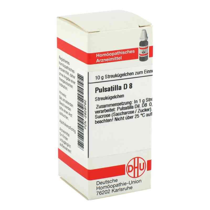 Pulsatilla D 8 Globuli  bei versandapo.de bestellen