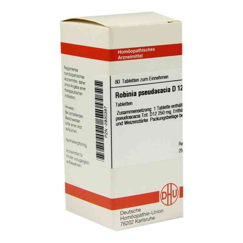 Robinia Pseudacacia D 12 Tabletten  bei versandapo.de bestellen