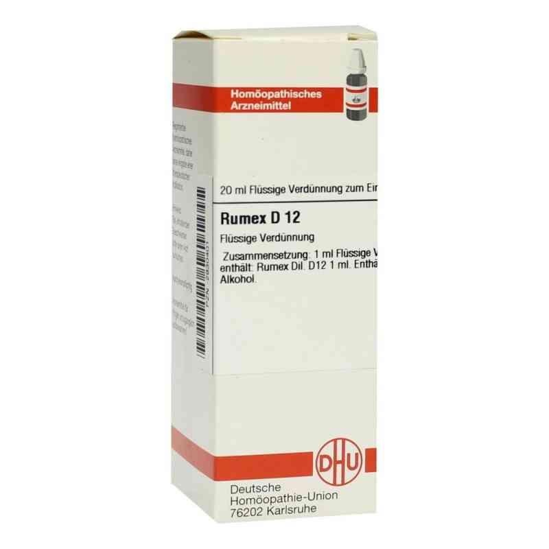 Rumex D 12 Dilution  bei versandapo.de bestellen
