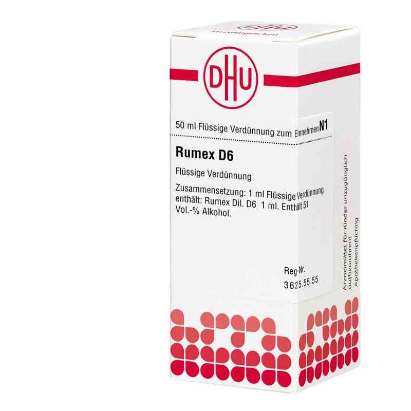 Rumex D 6 Dilution  bei versandapo.de bestellen
