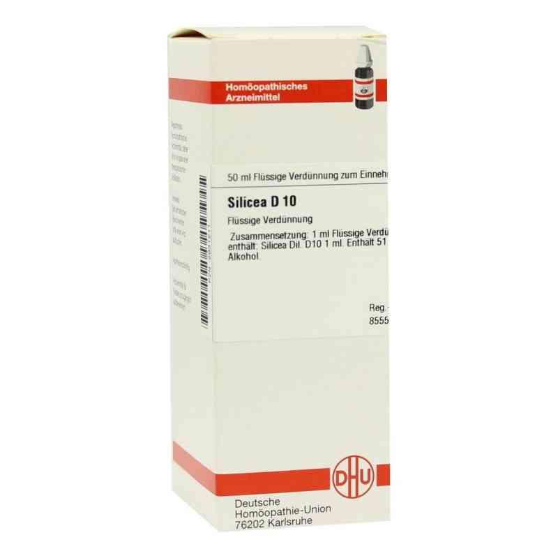 Silicea D 10 Dilution  bei versandapo.de bestellen