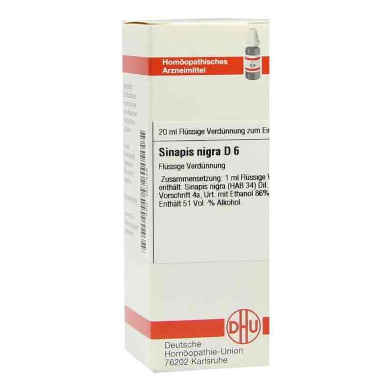 Sinapis Nigra D 6 Dilution  bei versandapo.de bestellen