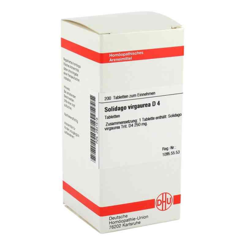 Solidago Virgaurea D 4 Tabletten  bei versandapo.de bestellen