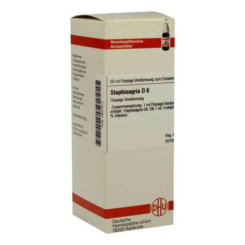 Staphisagria D 6 Dilution  bei versandapo.de bestellen