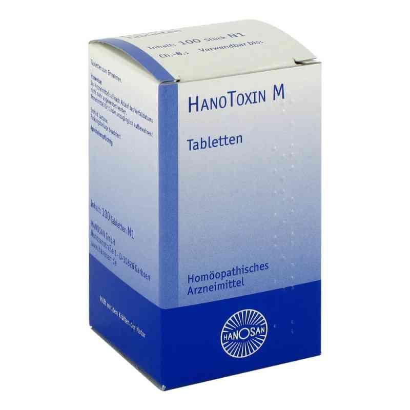 Hanotoxin M Tabletten  bei versandapo.de bestellen