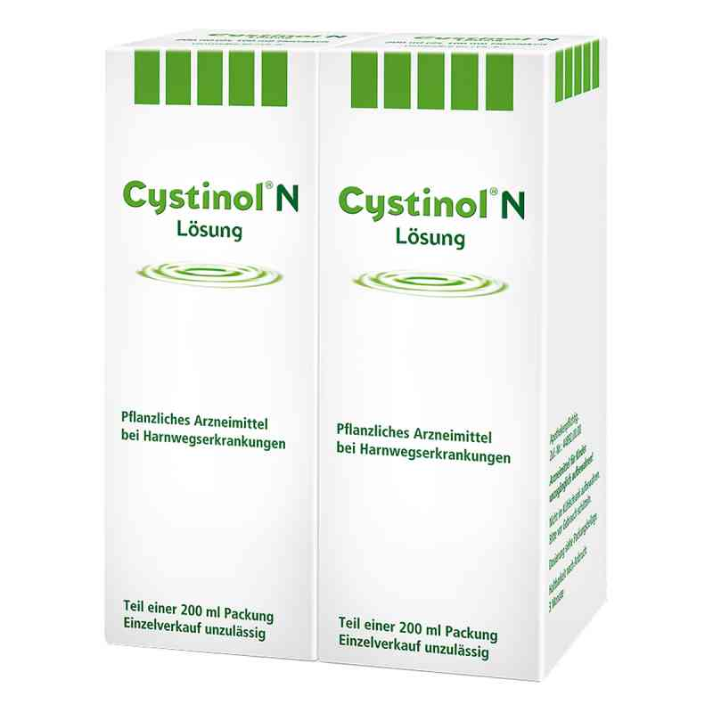 Cystinol N Lösung  bei versandapo.de bestellen