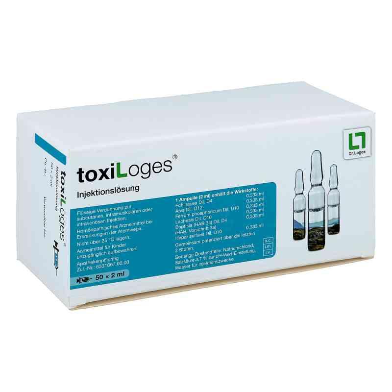 Toxi Loges Injektionslösung Ampullen  bei versandapo.de bestellen