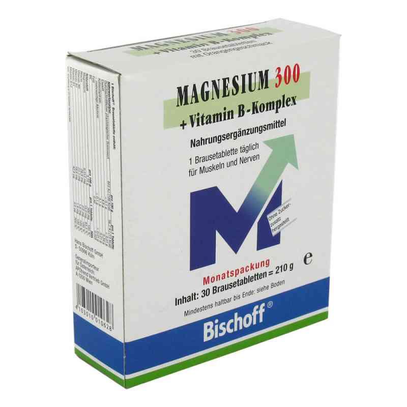 Magnesium Brausetabletten 300  bei versandapo.de bestellen