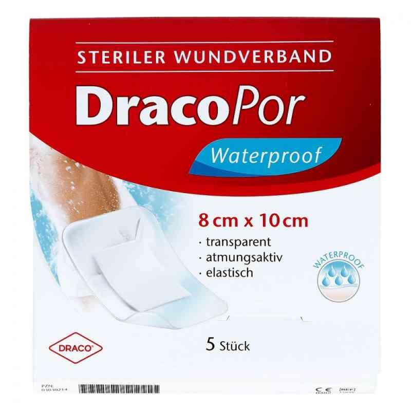 Dracopor waterproof Wundverband steril 8x10cm  bei versandapo.de bestellen