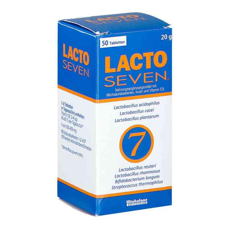 Lactoseven Tabletten  bei versandapo.de bestellen